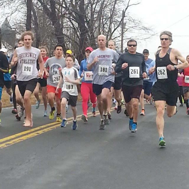 38th Annual Forest of Needwood Race